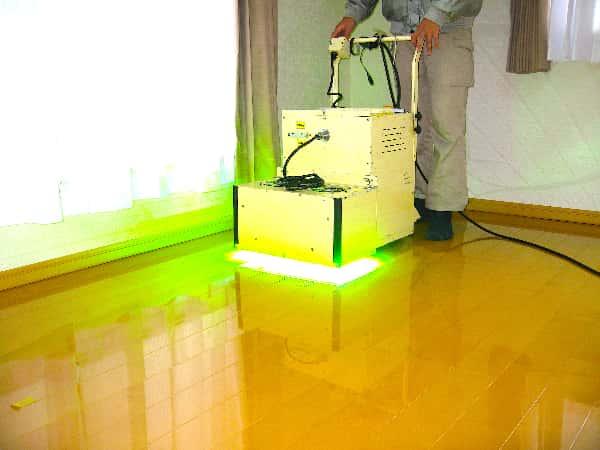 自走式UV照射機